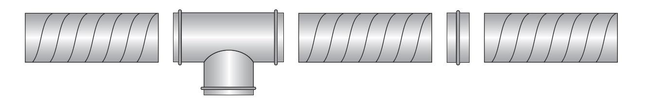 Propojení potrubí