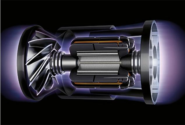 Dyson V10 digitális motorral