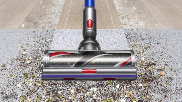 Hatékony tisztítás keménypadlón és szőnyegen