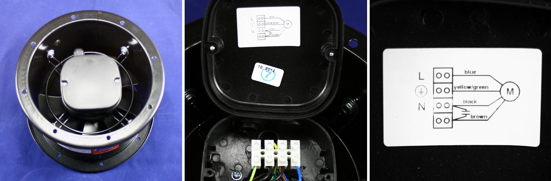 Správné zapojení ventilátoru Dalap FKO 200