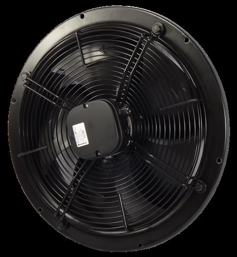 Průmyslový ventilátor Dalap RAB O TURBO
