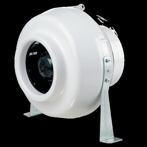 Radiální ventilátor do potrubí Dalap TURBINE P