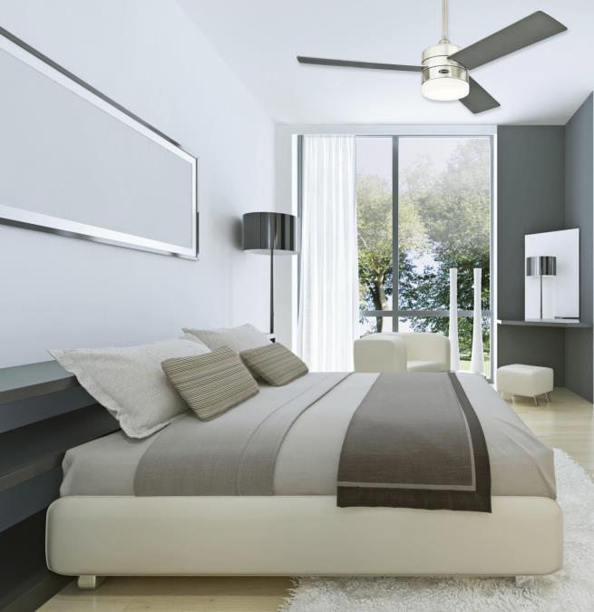 Příklkad použití stropního ventilátoru Westinghouse Alta Vista 72054