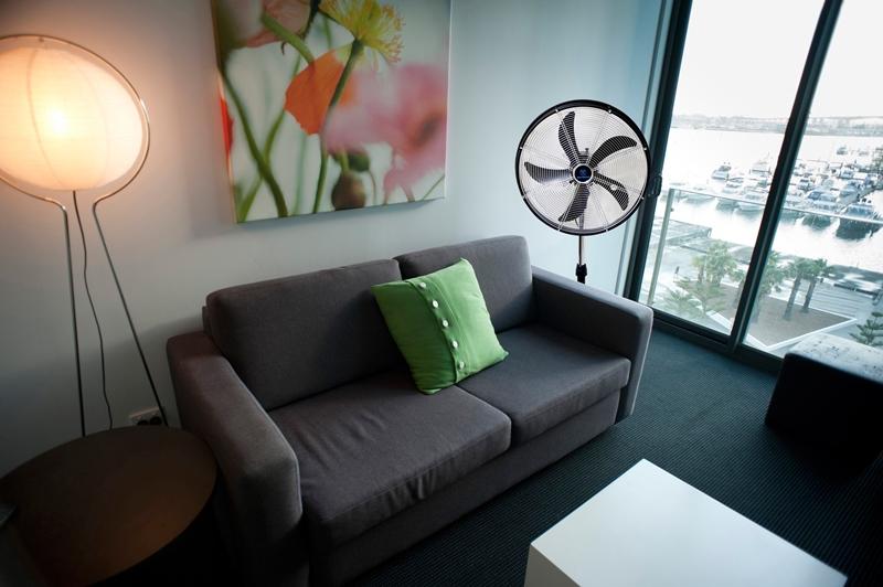 Példák a Westinghouse Yucon I álló ventilátor gyakorlati használatára